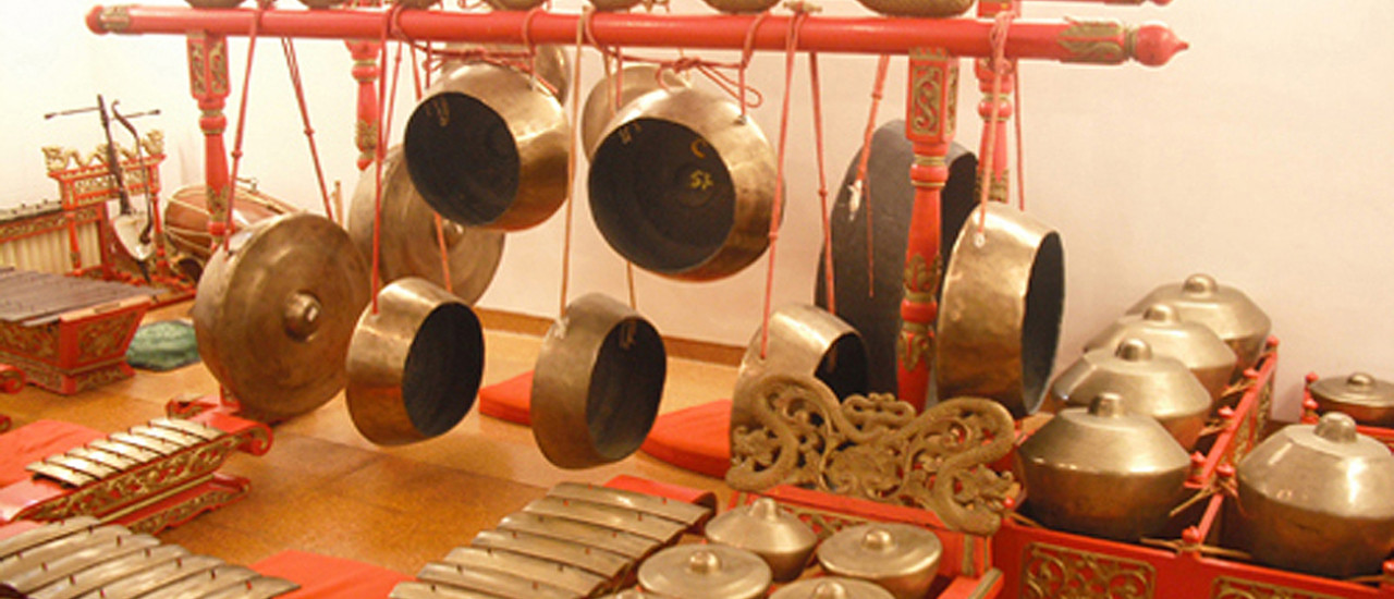 Gamelan Dubstep