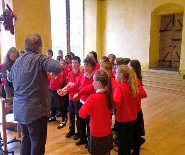 Stirling Castle Recording 1