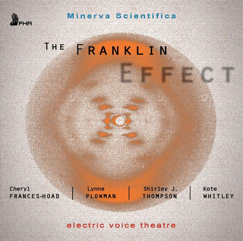 First Hand Records, The Franklin Effect CD Cover