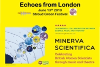 Echoes from London poster