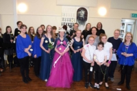 End of Ebba Centre Performance Picture