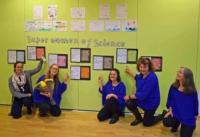 electric voice theatre at Raploch School