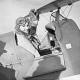 Pauline Gower in the cockpit of a de Havilland Tiger Moth (Wikipedia)