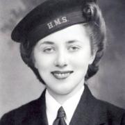Jean Valentine - WW2 Wren