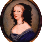 Portrait of Margaret Cavendish