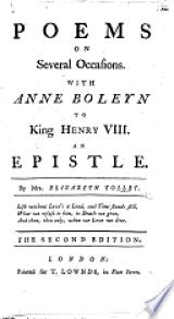 Elizabeth Tollet publication